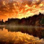 На свете есть природное молчание.