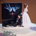 Свадебный торт…
