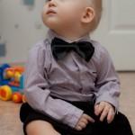 Если у меня родится сын, я обещаю, я научу его ухаживать за девушками, вести себя достойно со знаком…
