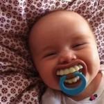 Оригинальная соска для вашего малыша)))…