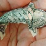 Это денежная рыбка.