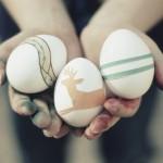 Ну что все готовы к пасхе? Разрисовали, покрасили яйца?
