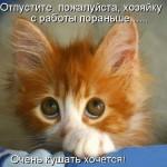Как только садишься на диету, рядом тут же кто-то садится жрать)))……
