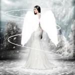 Открой мне ангел тихо двери