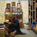 «Книжная» живопись Karin Jurick