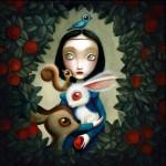 Иллюстрации Бенжамина Лакомба: Алиса