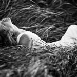 В траве — тишина,
