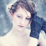 В твоих очах, в твоих снегах,