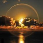 Продуто солнцем – всё в огромных дырах