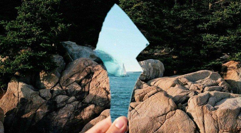 Когда разбиваются стёкла,