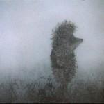 — Я обязательно, ты слышишь? Я обязательно, — сказал Медвежонок. Ёжик кивнул.