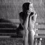 Мы плачем при расставании с человеком