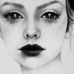 Таково уж свойство женского пола — плакать от горя