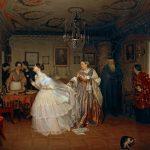 Басня про разборчивую невесту