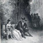 Эпизод басни Крылова про разборчивую невесту